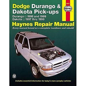 Dodge Durango et Dakota pick-ups (1997-1999) manuel de réparation automobile (manuels de réparation automobile Haynes)