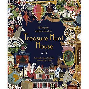 Skattjakt hus: Lyft viftar och lösa ledtrådar...