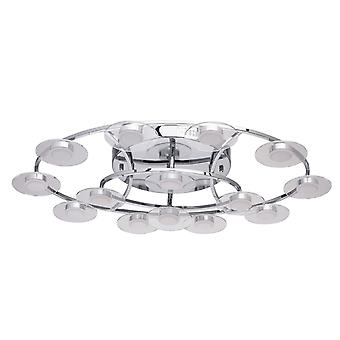 Glasberg - Chrome quattordici luce LED incasso 632014814