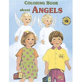 Livre de coloriage sur les anges