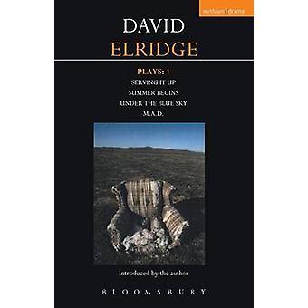Eldridge Plays di David Eldridge