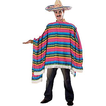 Costume adulte mexicain