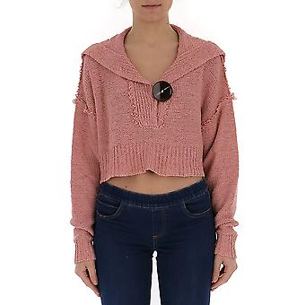 Stella Mccartney 563623s20786701 Women's Pink Cotton Sweater