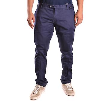 At.p.co Ezbc043008 Men's Blue Cotton Pants
