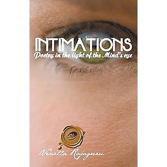 Intimations poesi i lys av sinn øyet ved Rajaguru & Venilla