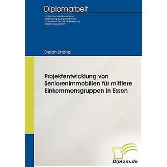 Projektentwicklung von Seniorenimmobilien fr mittlere Einkommensgruppen in Essen door Lindner & Stefan
