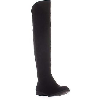 Stijl & Co. Womens Hayley ronde teen Over knie Fashion laarzen
