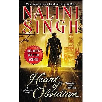 Heart of Obsidian by Nalini Singh - 9780425264003 Book
