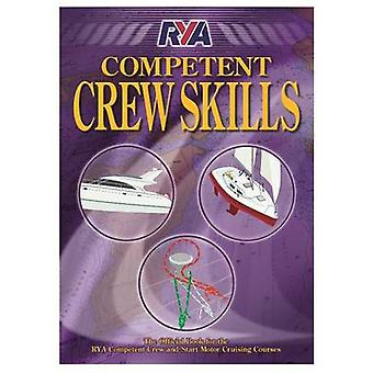 RYA Competent Crew Skills (2nd Revised edition) - 9781906435905 Book