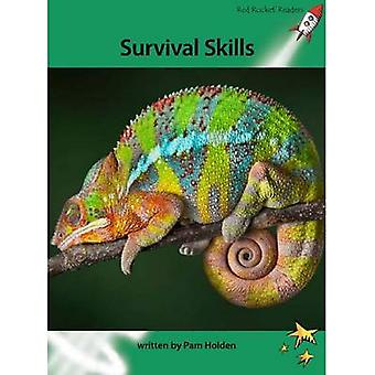 Survival Skills by Pam Holden - 9781927197363 Book