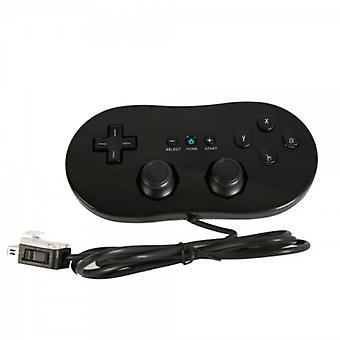 Wii Classic-controller-zwart