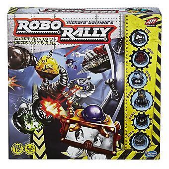Robo Rally 2016 Edition Board Game
