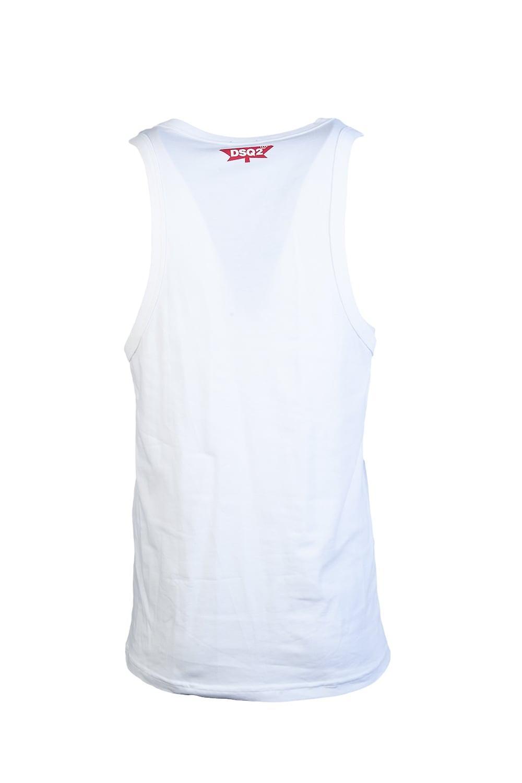 Dsquared Sleeveless T Shirt D9D201800