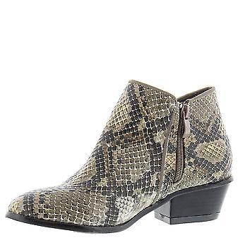 Masseys Women's Addy amandel toe enkel mode laarzen