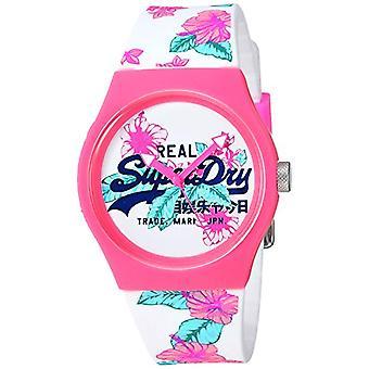 Superdry Horloge Femme ref. SYL160WP, Nouveau