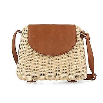 GIOSEPPO 48556 - Women Beige shoulder bags (Natural) 10x20x19 cm (W x H L)