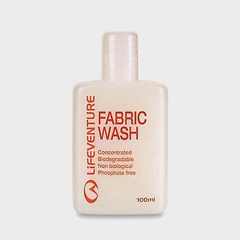New LIFEVENTURE Fabric Wash 100ml White