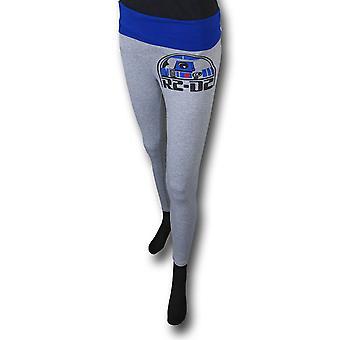 Star Wars R2D2 vrouwen ' s yoga broek