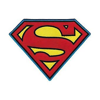 Superman Symbol 8 Inch Patch