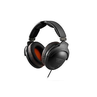 سماعة رأس USB من طراز SteelSeries 9H - أسود