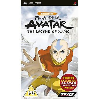 Avatar The Legend of Aang (PSP) - New