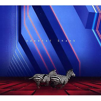 Adebisi Shank - This Is the Second Album of a Band Called Adebisi [CD] USA import