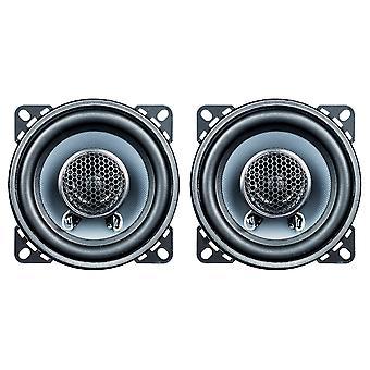PG audio EVO III 10,2, 2-vägs koaxial passform för Fiat, Alfa och Lancia modeller