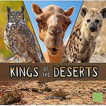 Kings of the Deserts (Animal Rulers)