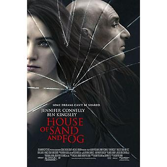 House Of Sand And Fog (Double Sided Regular) Original Cinema Poster