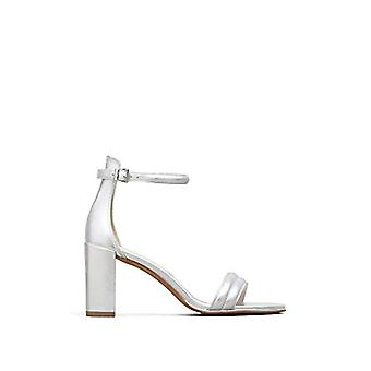 Kenneth Cole New York Womens Lex Leather Open Toe Ankle Strap D-orsay Pumps