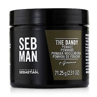 Sebastian Seb Mann Der Dandy (pomade) - 71.25g/2.51oz