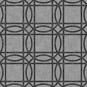Líbat fólie geometrický arthouse Tapeta