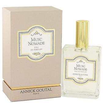 Musc Nomade Eau De Parfum Spray By Annick Goutal   518301 100 ml