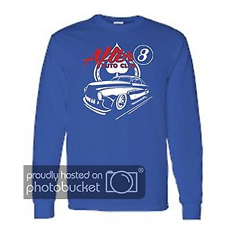 Cool After 8 Hot Rod Auto Club Hoodie