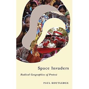 Space Invaders by Paul Routledge
