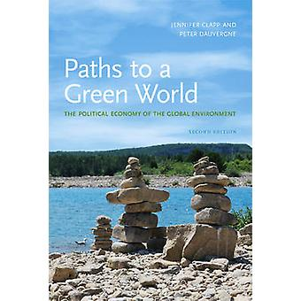 Paths to a Green World by Jennifer Clapp