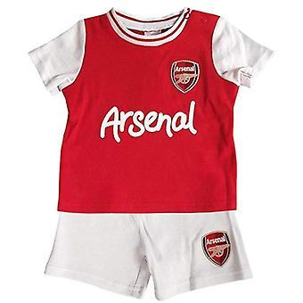 Arsenal FC Baby Kit tricou & pantaloni scurți set | Sezonul 2019/20