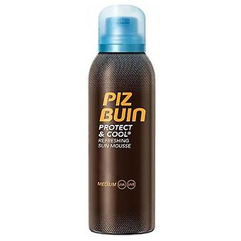 Piz Buin Protect and Cool Refreshing Sun Mousse Spf30 200 ml