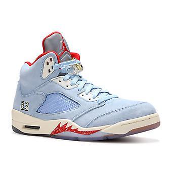 Air Jordan 5 Retro X Trophy Room 'Ice Blue' - Ci1899-400 - Shoes