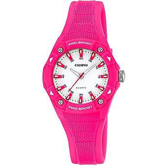 Titta på Calypso K5675-3 - rosa runda flicka