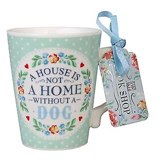 History & Heraldry A House Is Not A Home (dog) Mug