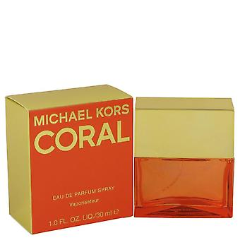 Michael kors korall eau de parfum spray av michael kors 539895 30 ml