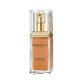 Elizabeth Arden Flawless Finish Perfectly Nude Makeup SPF15 Fond de Teint IPS15 30ml Caramel #20