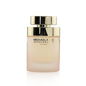 Michael Kors Wonderlust Eau Fresh Eau De Toilette Spray (zonder Cellofaan) - 100ml/3.4oz