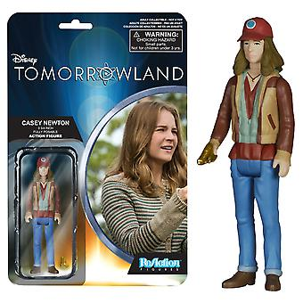 Tomorrowland Casey ReAction Figure