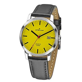 ATRIUM Men's Watch Wristwatch A21-12 Leather