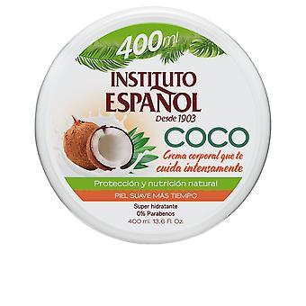 Instituto Español Coco Crema Cabo Super Hidratante 400 Ml Unisex