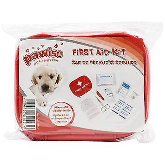 Pawise First Aid Kit (Dogs , Grooming & Wellbeing , Cleaning & Disinfection)