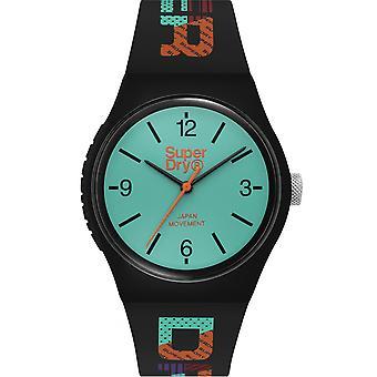 Superdry Watches SYG301BAU - Urban RETRO SPORT Men's Watch