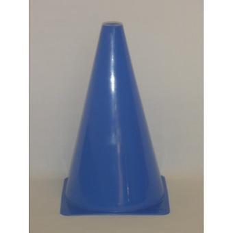 EVB-0090, Cône Plastique - 9-quot; H, Bleu